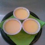 Crème Brûlée Trio Wedding Dessert
